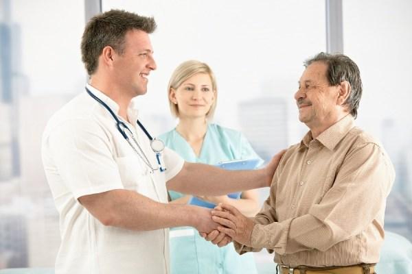 Консультация с врачом наркологом